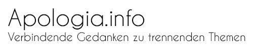 apologia.info Logo