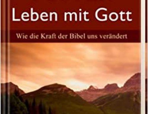 """""""Leben mit Gott"""" (Richard Foster) / Eine Rezension von Georg Walter"""